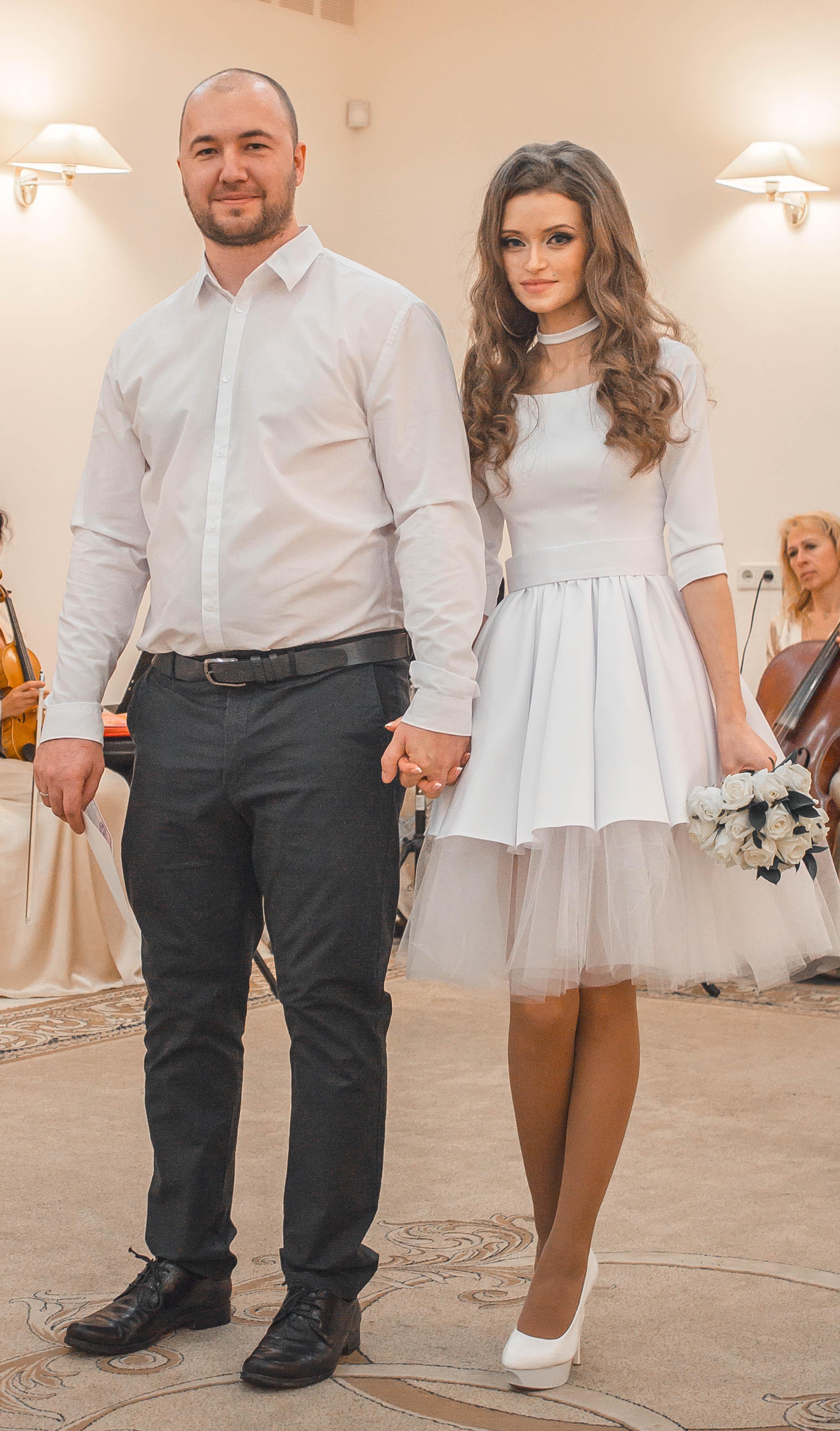 Пошить свадебное платье Ателье 44 Москва