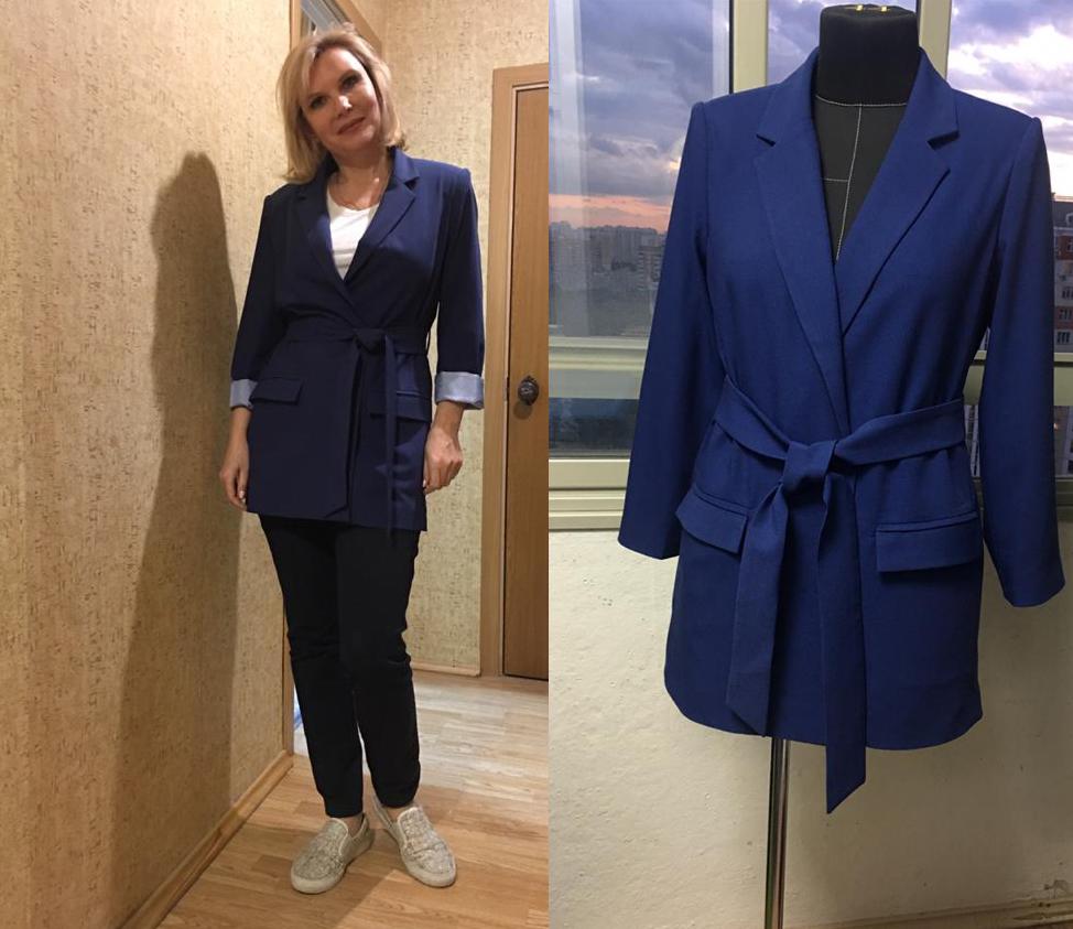 Пошив костюма пиджака Ателье 44 Москва